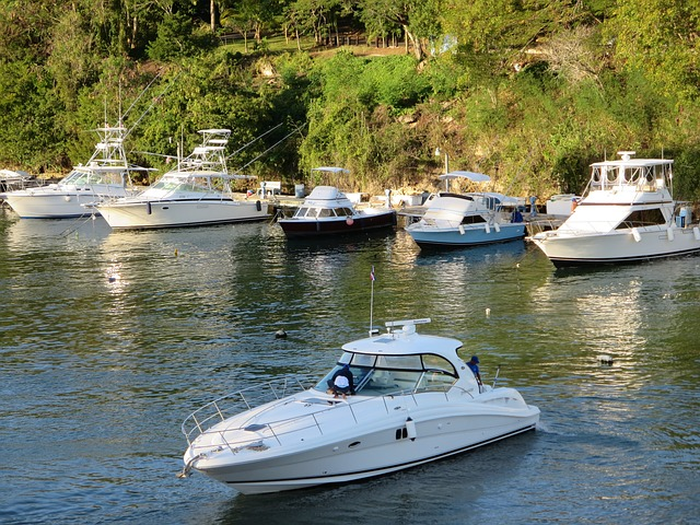 Branża stoczniowa - jachty, łodzie katamarany.